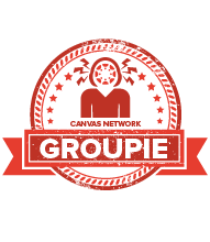 Canvas Network Groupie