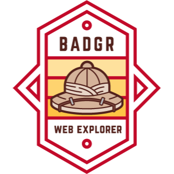 Web Explorer badge