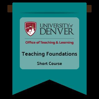 Office of Teaching & Learning (University of Denver)
